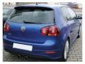 VW Golf 5 R-Look Rear Bumper Extension
