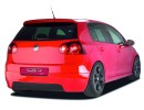 VW Golf 5 XL-Line Rear Bumper Extension