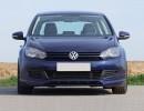VW Golf 6 E-Style Front Bumper Extension