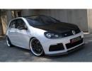 VW Golf 6 R MX Front Bumper Extension