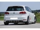 VW Golf 6 Recto Rear Bumper Extension