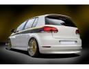 VW Golf 6 SX Rear Bumper Extension