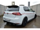 VW Golf 7 GTI Master Rear Bumper Extension