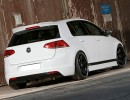 VW Golf 7 Intenso Rear Bumper Extension