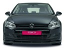 VW Golf 7 SX Front Bumper Extension