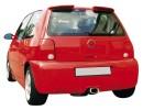 VW Lupo 6X RS1 Rear Bumper