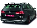 VW Passat B7 3C Variant XL-Line Rear Bumper Extension