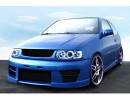 VW Polo 6N GhostRider Side Skirts