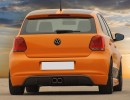 VW Polo 6R E-Style Rear Bumper Extension