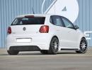 VW Polo 6R Recto Rear Bumper Extension