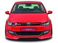 VW Polo 6R SFX Front Bumper Extension