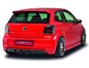 VW Polo 6R SFX Rear Bumper Extension