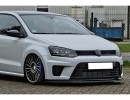 VW Polo 6R WRC Invido Front Bumper Extension