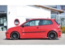VW Polo 9N Recto Side Skirts