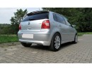 VW Polo 9N SX Rear Bumper Extension