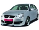 VW Polo 9N3 NewLine Front Bumper Extension