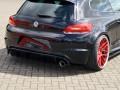 VW Scirocco R Invido Rear Bumper Extension