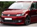 VW Touran Facelift Nexus Front Bumper Extension