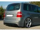 VW Touran R-Look Rear Bumper Extension