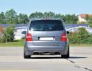 VW Touran Recto Rear Bumper Extension