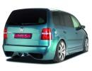 VW Touran XXL-Line Rear Bumper