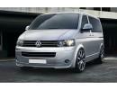 VW Transporter T5 Facelift SX Front Bumper Extension