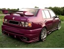 VW Vento Samurai Rear Wing