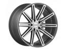 Vossen CV4 Matte Graphite Machined Wheel