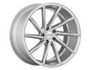 Vossen CVT Metallic Gloss Silver Wheel