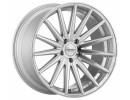 Vossen VFS2 Silver Brushed Wheel