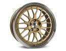mbDesign LV1 Gold Polished Wheel