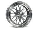 mbDesign LV1 Silver Polished Wheel